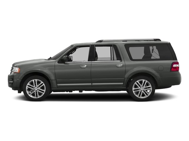 Magnetic 2017 Ford Expedition EL Pictures Expedition EL Utility 4D Limited 4WD V6 Turbo photos side view