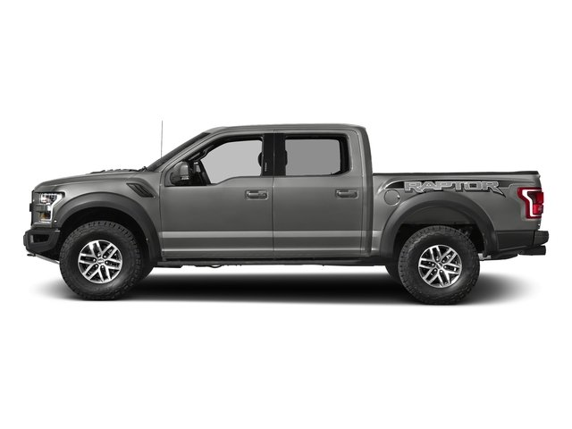 Avalanche 2017 Ford F-150 Pictures F-150 Crew Cab Raptor 4WD photos side view