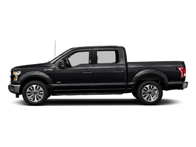 Shadow Black 2017 Ford F 150 Pictures Crew Cab Xlt 4wd Photos