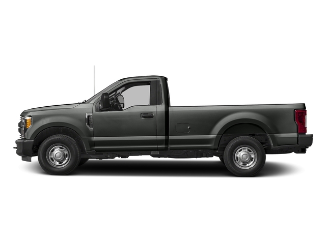 Magnetic Metallic 2017 Ford Super Duty F-250 SRW Pictures Super Duty F-250 SRW Regular Cab XL 2WD photos side view