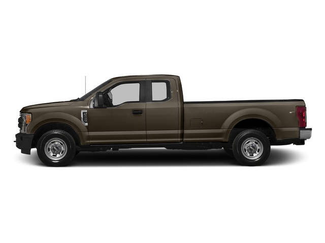 Caribou Metallic 2017 Ford Super Duty F-250 SRW Pictures Super Duty F-250 SRW Supercab XL 4WD photos side view