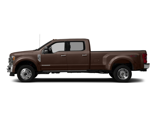 Caribou Metallic 2017 Ford Super Duty F-450 DRW Pictures Super Duty F-450 DRW Crew Cab King Ranch 4WD T-Diesel photos side view