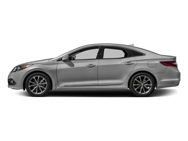 Ion Silver 2017 Hyundai Azera Pictures Azera Limited 3.3L photos side view