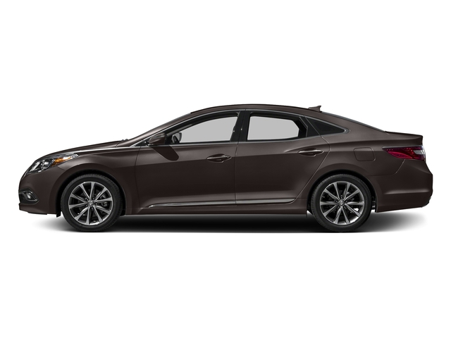 Moroccan Pearl 2017 Hyundai Azera Pictures Azera Limited 3.3L photos side view