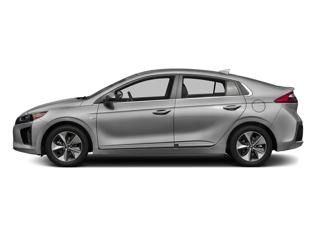 Symphony Air Silver 2017 Hyundai Ioniq Electric Pictures Ioniq Electric Limited Hatchback photos side view
