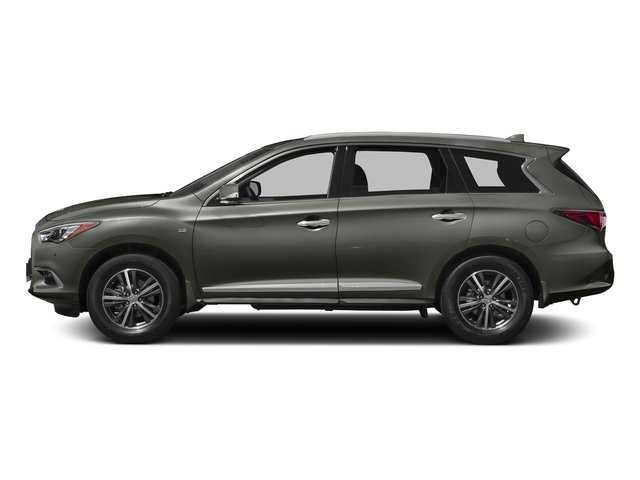 Jade Green 2017 INFINITI QX60 Pictures QX60 Utility 4D AWD V6 photos side view