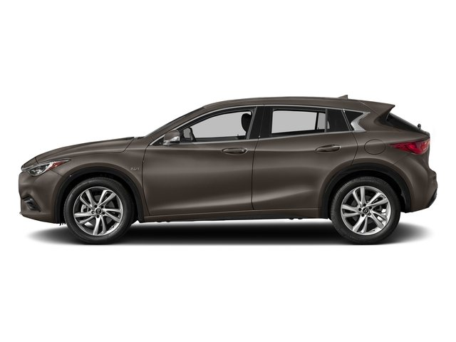 Chestnut Bronze 2017 INFINITI QX30 Pictures QX30 Utility 4D Luxury 2WD photos side view