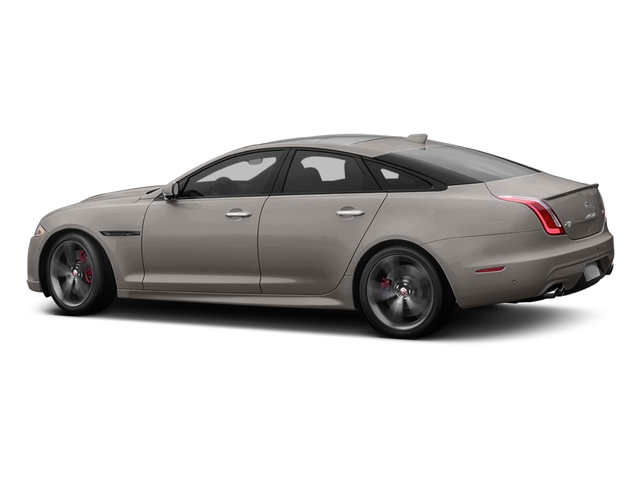 Ingot 2017 Jaguar XJ Pictures XJ Sedan 4D XJR V8 Supercharged photos side view