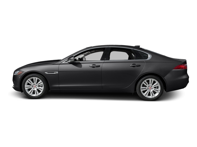 Storm Gray 2017 Jaguar XF Pictures XF Sedan 4D 35t Premium AWD V6 Sprchrd photos side view