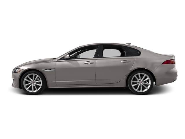 Ingot 2017 Jaguar XF Pictures XF 35t R-Sport RWD photos side view