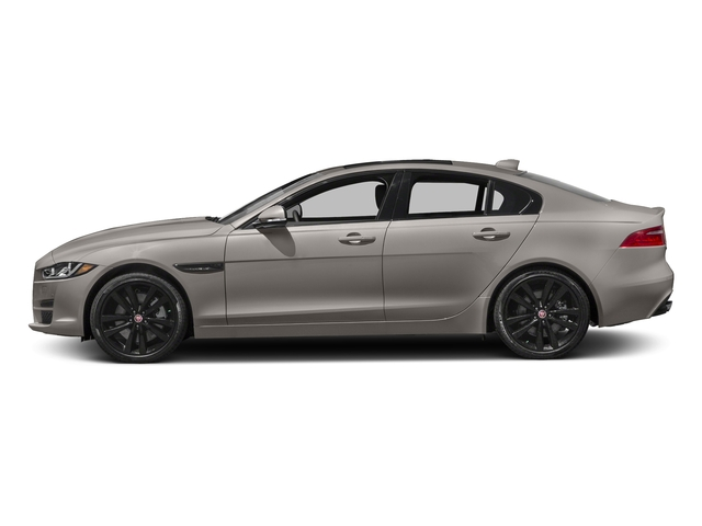 Ingot 2017 Jaguar XE Pictures XE Sedan 4D 25t Premium I4 Turbo photos side view
