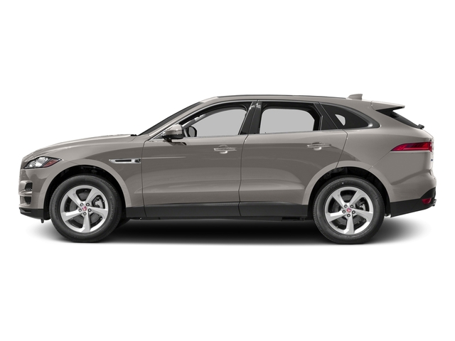 Ingot 2017 Jaguar F-PACE Pictures F-PACE 35t Prestige AWD photos side view