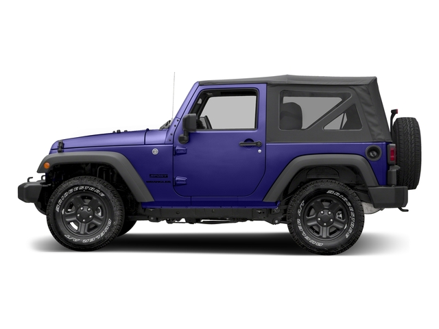 Xtreme Purple Pearlcoat 2017 Jeep Wrangler Pictures Wrangler Sport 4x4 photos side view
