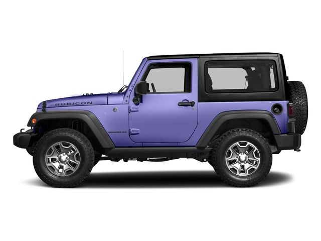 Xtreme Purple Pearlcoat 2017 Jeep Wrangler Pictures Wrangler Rubicon 4x4 photos side view