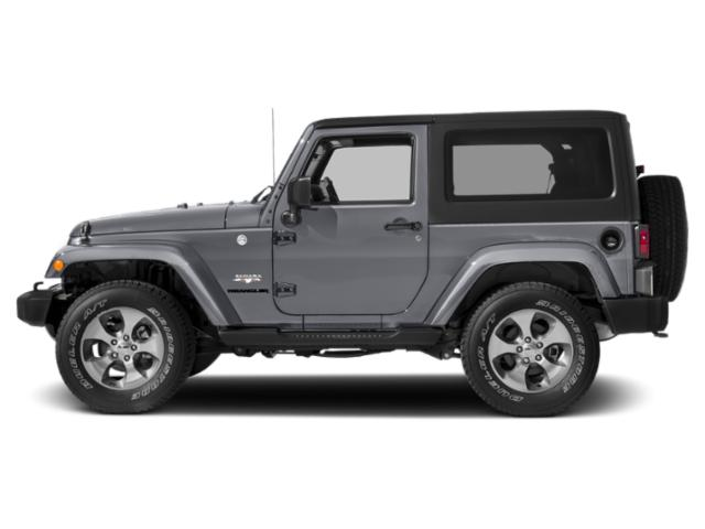 Gobi Clearcoat 2017 Jeep Wrangler Pictures Wrangler 75th Anniversary 4x4 *Ltd Avail* photos side view
