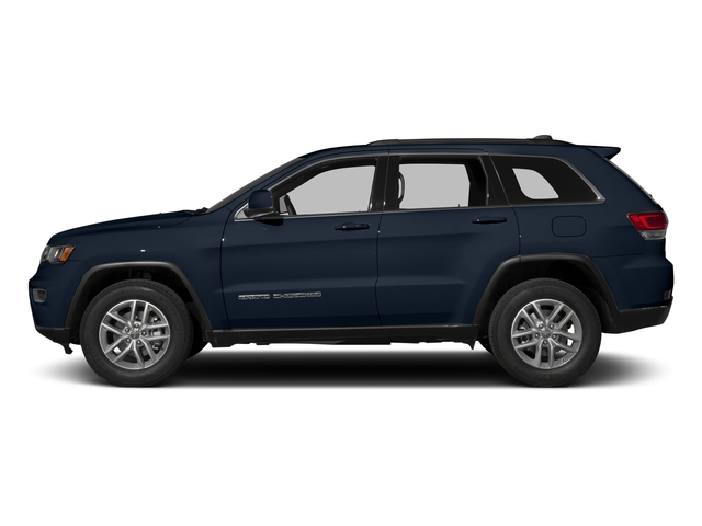 True Blue Pearlcoat 2017 Jeep Grand Cherokee Pictures Grand Cherokee Utility 4D Laredo 4WD photos side view