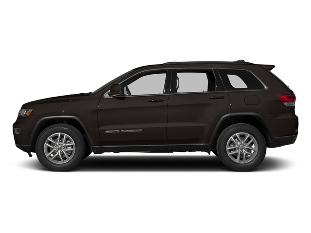Walnut Brown Metallic Clearcoat 2017 Jeep Grand Cherokee Pictures Grand Cherokee Utility 4D Laredo 4WD photos side view