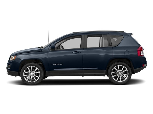 True Blue Pearlcoat 2017 Jeep Compass Pictures Compass Utility 4D Sport 4WD photos side view