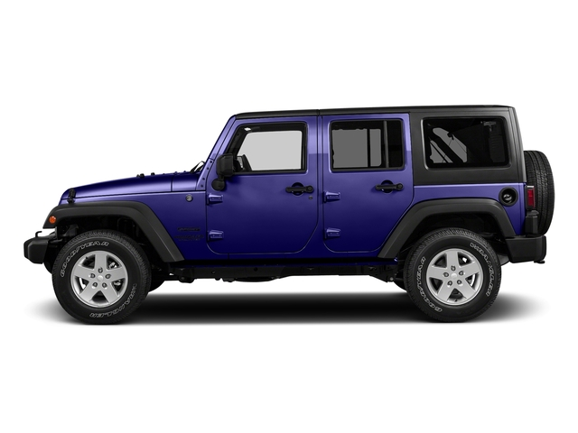 Xtreme Purple Pearlcoat 2017 Jeep Wrangler Unlimited Pictures Wrangler Unlimited Utility 4D Unlimited Sport 4WD V6 photos side view