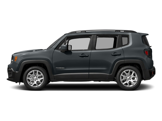 Anvil 2017 Jeep Renegade Pictures Renegade Utility 4D Latitude AWD photos side view