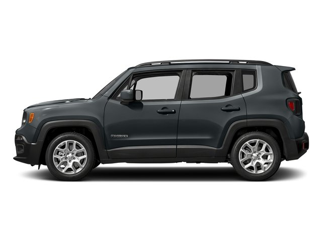 Anvil 2017 Jeep Renegade Pictures Renegade Latitude 4x4 photos side view