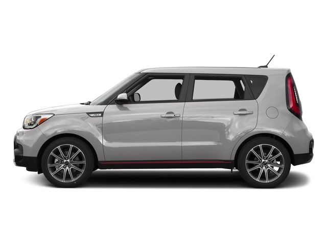 Bright Silver 2017 Kia Soul Pictures Soul ! Auto photos side view