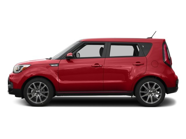 Inferno Red 2017 Kia Soul Pictures Soul ! Auto photos side view