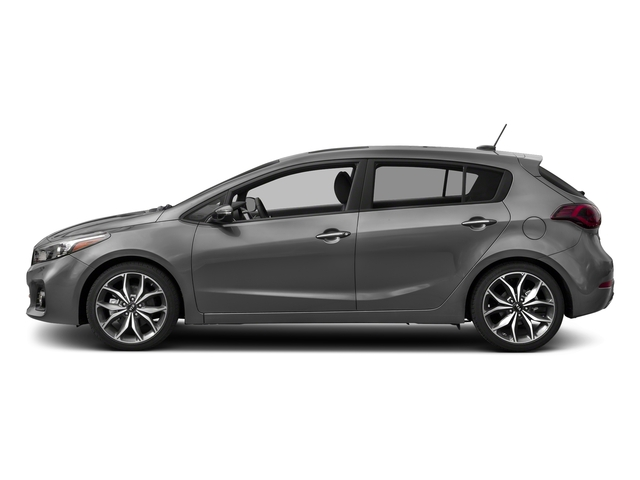 Phantom Gray 2017 Kia Forte5 Pictures Forte5 SX DCT photos side view