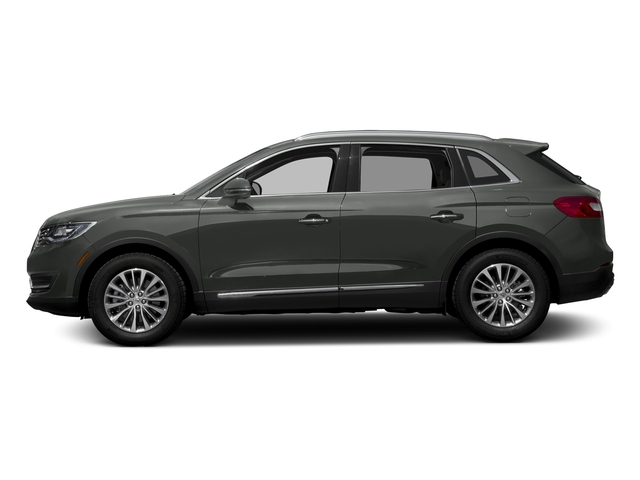 Magnetic Gray Metallic 2017 Lincoln MKX Pictures MKX Util 4D Premiere EcoBoost AWD V6 photos side view