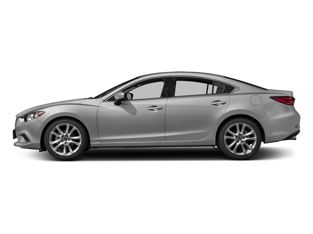 Sonic Silver Metallic 2017 Mazda Mazda6 Pictures Mazda6 Sedan 4D Touring I4 photos side view