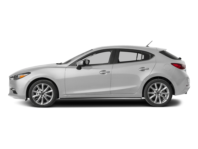 Snowflake White Pearl Mica 2017 Mazda Mazda3 5-Door Pictures Mazda3 5-Door Wagon 5D Touring 2.5L I4 photos side view