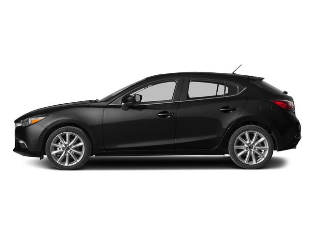 Jet Black Mica 2017 Mazda Mazda3 5-Door Pictures Mazda3 5-Door Wagon 5D Touring 2.5L I4 photos side view