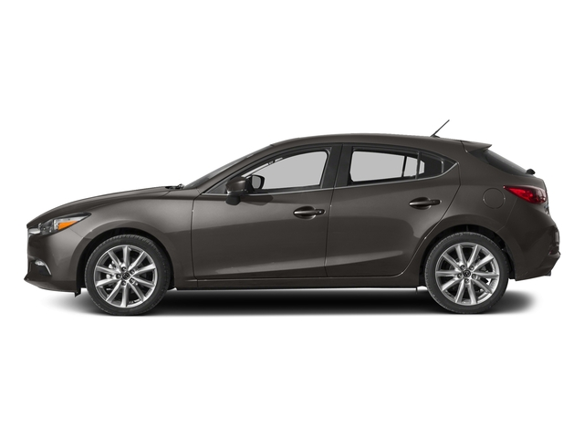 Titanium Flash Mica 2017 Mazda Mazda3 5-Door Pictures Mazda3 5-Door Wagon 5D Touring 2.5L I4 photos side view