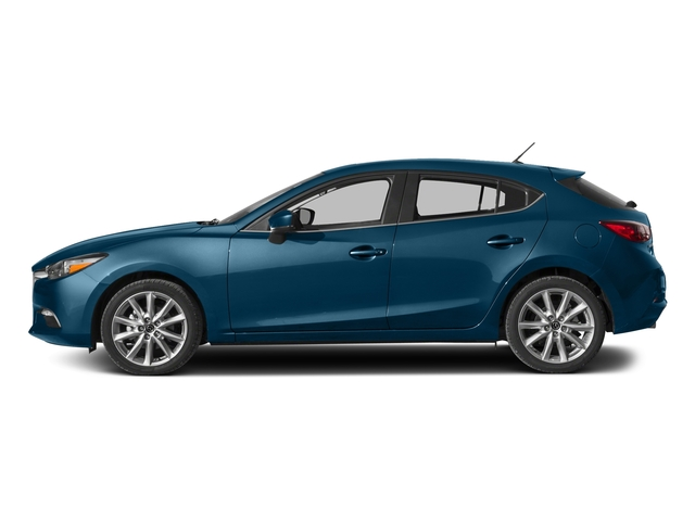 Eternal Blue Mica 2017 Mazda Mazda3 5-Door Pictures Mazda3 5-Door Wagon 5D Touring 2.5L I4 photos side view