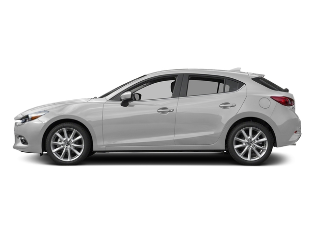 Snowflake White Pearl Mica 2017 Mazda Mazda3 5-Door Pictures Mazda3 5-Door Wagon 5D Grand Touring photos side view