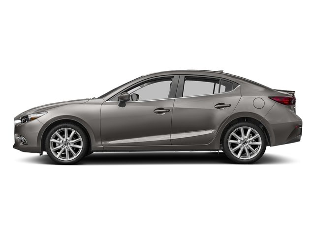Titanium Flash Mica 2017 Mazda Mazda3 4-Door Pictures Mazda3 4-Door Sedan 4D Grand Touring photos side view