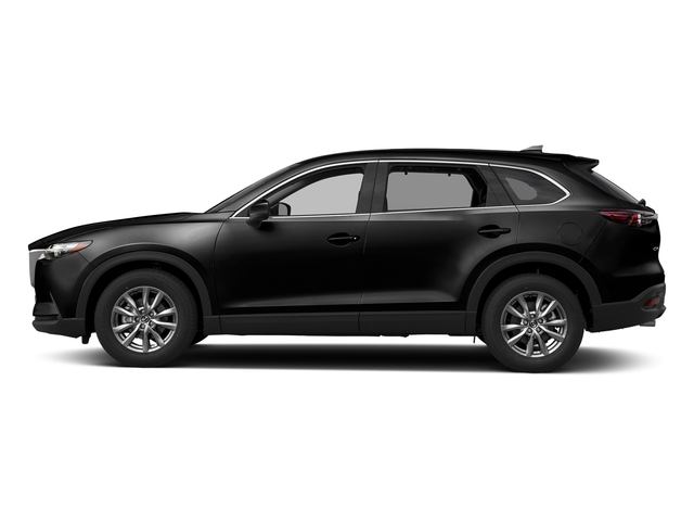 Jet Black Mica 2017 Mazda CX-9 Pictures CX-9 Utility 4D Touring 2WD I4 photos side view