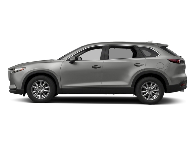 Sonic Silver Metallic 2017 Mazda CX-9 Pictures CX-9 Utility 4D Touring 2WD I4 photos side view