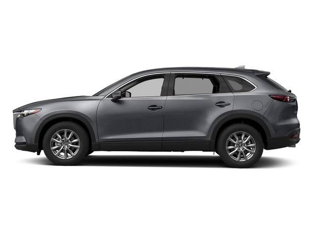 Machine Gray Metallic 2017 Mazda CX-9 Pictures CX-9 Utility 4D Touring 2WD I4 photos side view