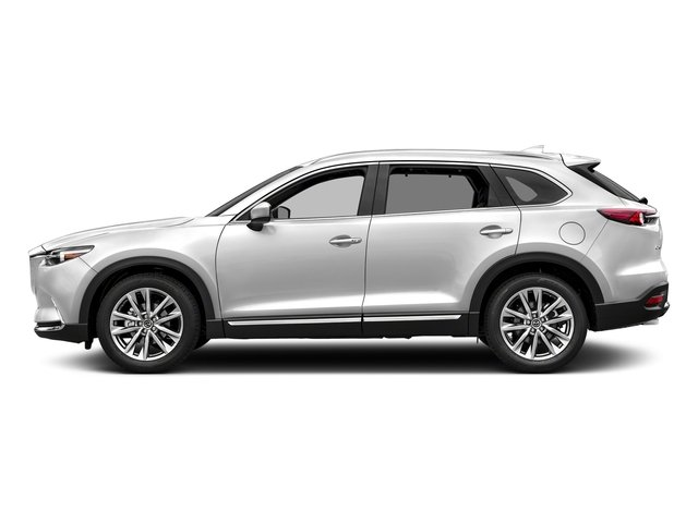 Snowflake White Pearl Mica 2017 Mazda CX-9 Pictures CX-9 Utility 4D GT 2WD I4 photos side view