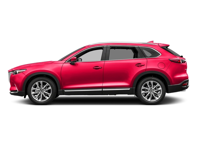 Soul Red Metallic 2017 Mazda CX-9 Pictures CX-9 Utility 4D GT 2WD I4 photos side view