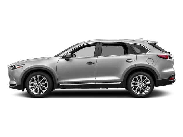 Sonic Silver Metallic 2017 Mazda CX-9 Pictures CX-9 Utility 4D GT 2WD I4 photos side view