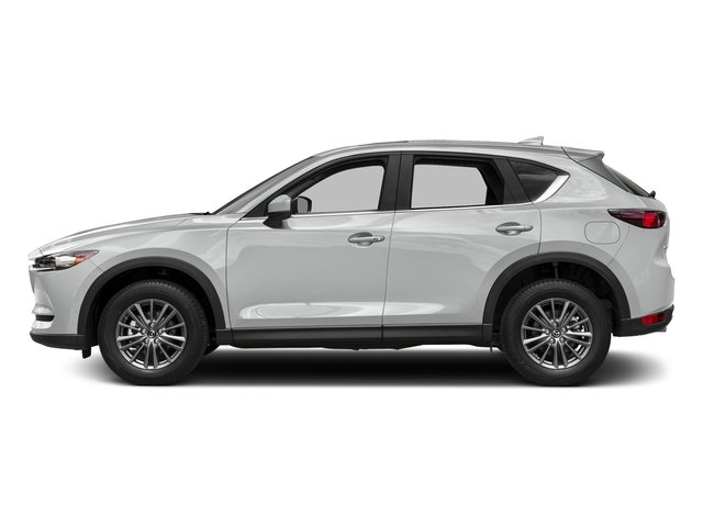 Snowflake White Pearl Mica 2017 Mazda CX-5 Pictures CX-5 Utility 4D Touring 2WD I4 photos side view