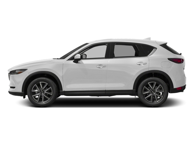 Snowflake White Pearl Mica 2017 Mazda CX-5 Pictures CX-5 Grand Touring AWD photos side view