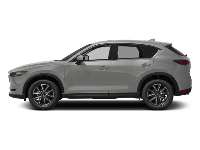 Sonic Silver Metallic 2017 Mazda CX-5 Pictures CX-5 Grand Touring AWD photos side view
