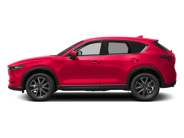Soul Red Crystal Metallic 2017 Mazda CX-5 Pictures CX-5 Grand Touring AWD photos side view