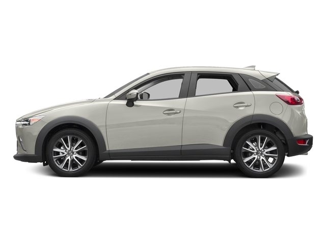 Ceramic Metallic 2017 Mazda CX-3 Pictures CX-3 Touring FWD photos side view