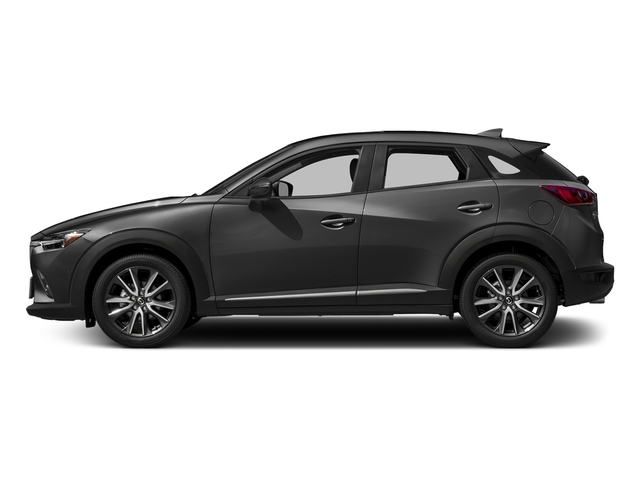 Meteor Gray Mica 2017 Mazda CX-3 Pictures CX-3 Utility 4D GT 2WD I4 photos side view