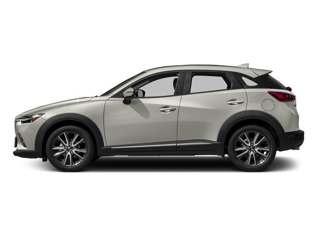 Ceramic Metallic 2017 Mazda CX-3 Pictures CX-3 Utility 4D GT 2WD I4 photos side view