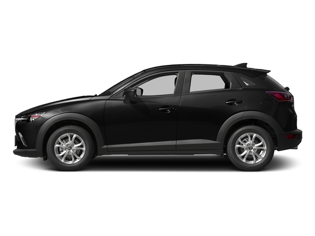 Jet Black Mica 2017 Mazda CX-3 Pictures CX-3 Utility 4D Sport 2WD I4 photos side view
